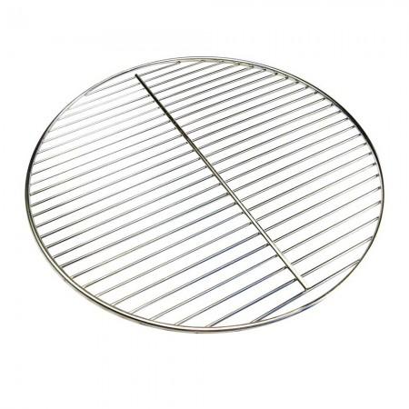 44 5 cm verchromter grillrost f r kugelgrill 45 46 47 weber kohlerost rundgri aktiona shop. Black Bedroom Furniture Sets. Home Design Ideas