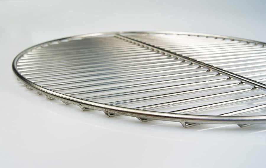 64 5 cm rund edelstahl grillrost f r kugelgrill 64 65 66 67 68 weber geeignet aktiona shop. Black Bedroom Furniture Sets. Home Design Ideas