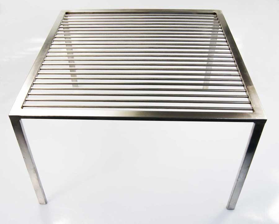 edelstahl grillrost nach ma angeschwei te beine aktiona shop. Black Bedroom Furniture Sets. Home Design Ideas