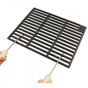 Gusseisen Grillrost 54 x 34 cm