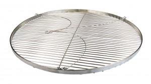 Edelstahl Grillrost 70 cm / ca. 14 mm Stababstand ! Schwenkgrill